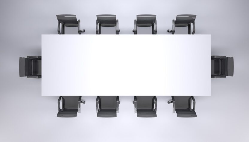 Tables Chairs Meeting Conference  - Mediamodifier / Pixabay