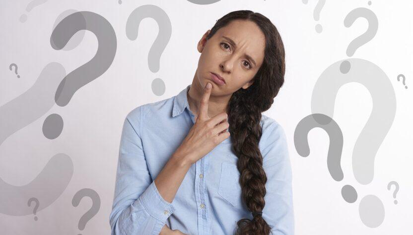 Woman Thinking Question Mark Doubt  - Tumisu / Pixabay